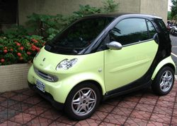 the smart car, coming soon to a breadbox near you