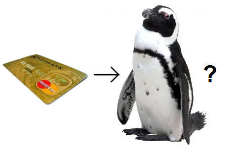 can citi credit protector get you a penguin? absolutely not