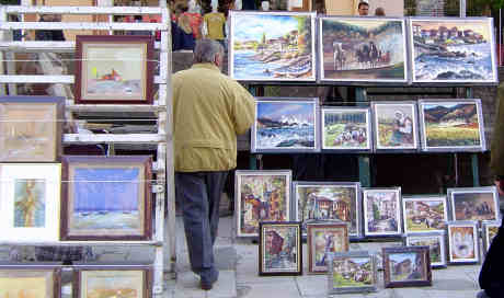 is your art collection adequately insured?
