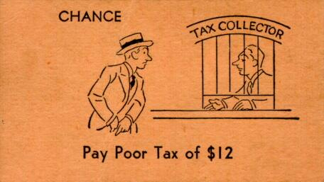 pay poor tax of $12 - by flickr.com/photos/oh02/