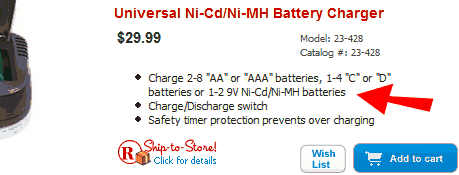9-volt battery recharger