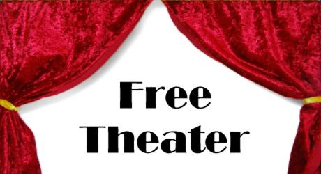 presenting free theater, starring you, co-starring tony danza as your sidekick joey joe joe schmegeggie