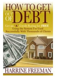 how to get out of debt by harrine freeman