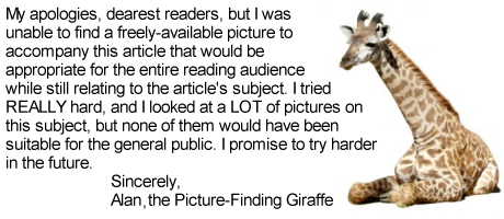 message from alan, the picture-finding giraffe