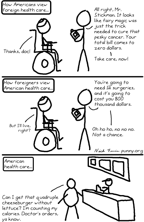 comic 70 - health care